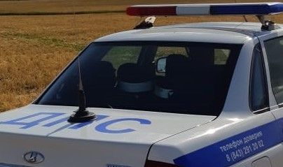 В минувшие выходные в Тетюшском районе было поймано двое водителей в нетрезвом виде
