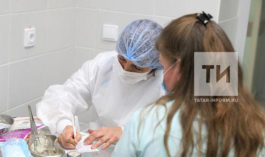 За сутки в Татарстане выявлено 38 новых случаев заражения COVID-19, накануне было 36
